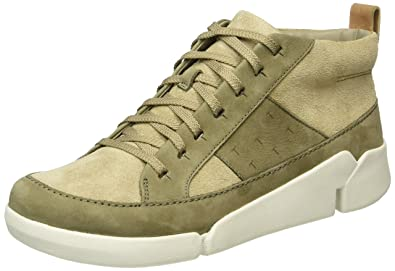 Marques Chaussure femme Clarks femme Tri Abby Sand combi