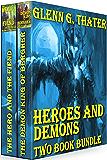 Heroes and Demons (Two Book Bundle) (Harbinger of Doom)