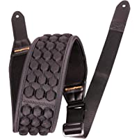Leather guitar strap holder For bass buttons Safe accessory DE X8R0 C8W9