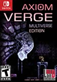 Axiom Verge: Multiverse Edition-NSW