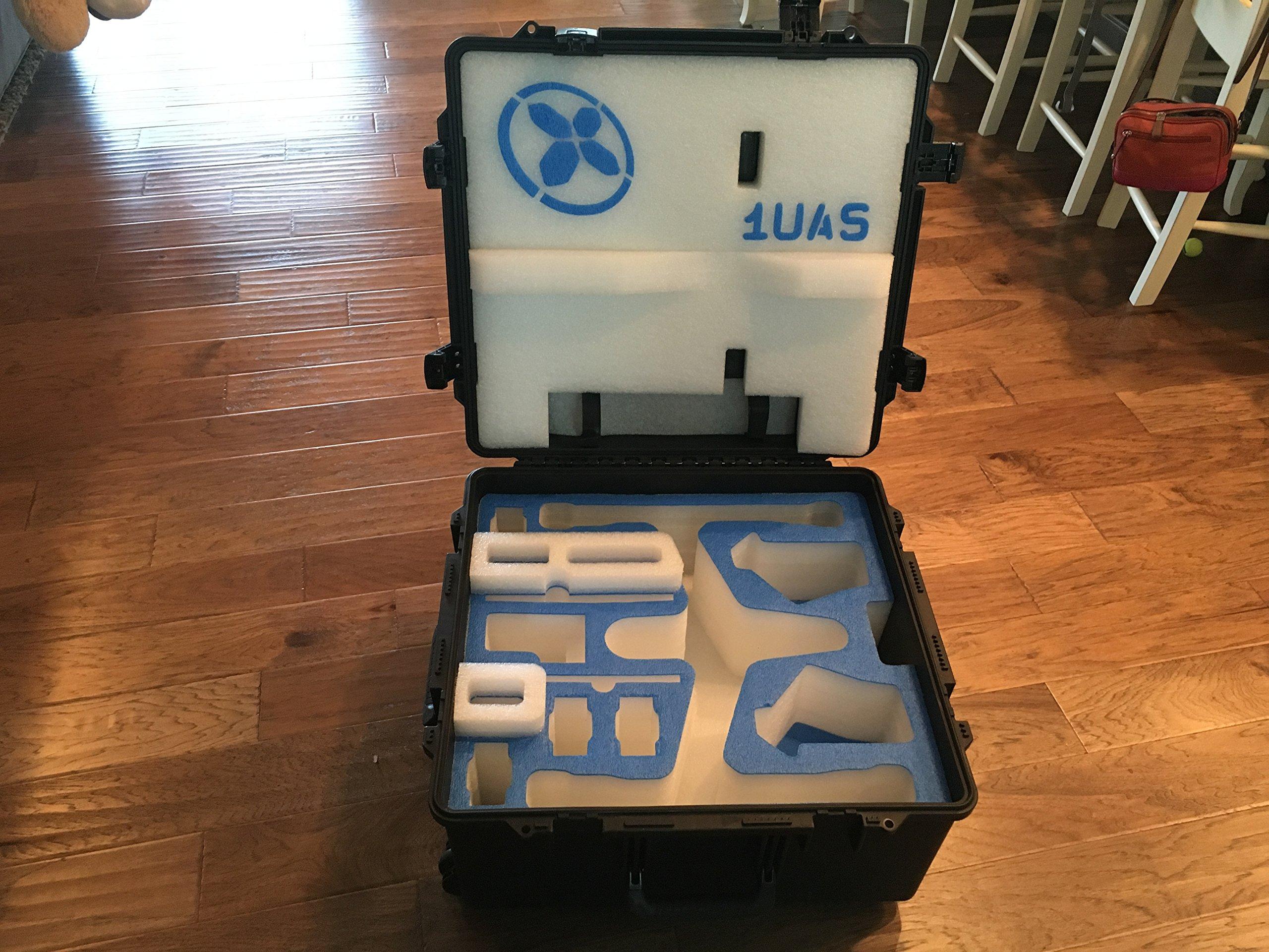 Go Professional Cases DJI Inspire 1 Travel Mode Case (GPC-DJI-INSPIRE-1-T)