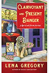 Clairvoyant and Present Danger (A Bay Island Psychic Mystery) Mass Market Paperback