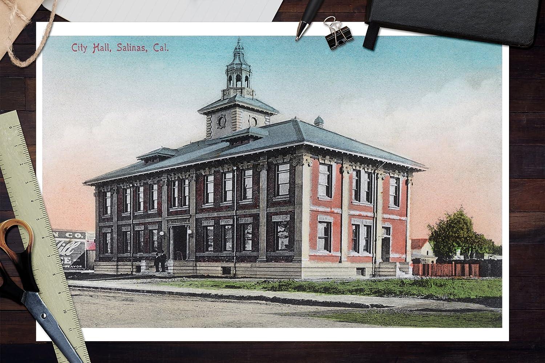 Amazon.com: Salinas, California - Exterior View of City Hall ...