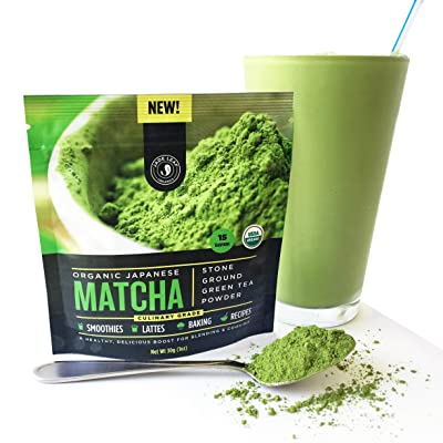 Jade Leaf - Organic Japanese Matcha Green Tea Powder