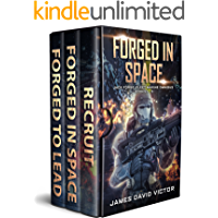Forged in Space Boxed Set: Books 1 - 3 (Jack Forge, Fleet Marine Omnibus) (English Edition)