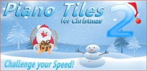 Piano Tiles Christmas 2 by HiGe-Apps