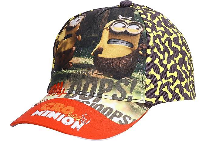 ad045bfc3b4b Minions Gorra Sombrero para Ni?os EP4340: Amazon.es: Ropa y accesorios