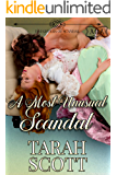A Most Unusual Scandal: Daughters of Scandal (The Marriage Maker Book 14)