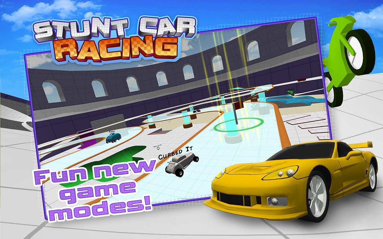Stunt Car Arena - MULTIPLAYER: Amazon.com.au: Appstore for ... Funnygames Stunt Car Arena