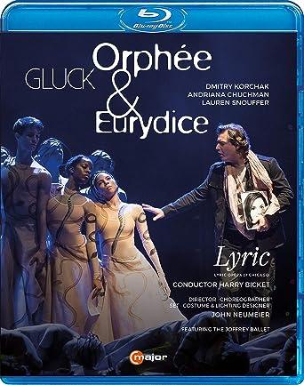 Gluck: Orphee et Eurydice [Blu-ray]