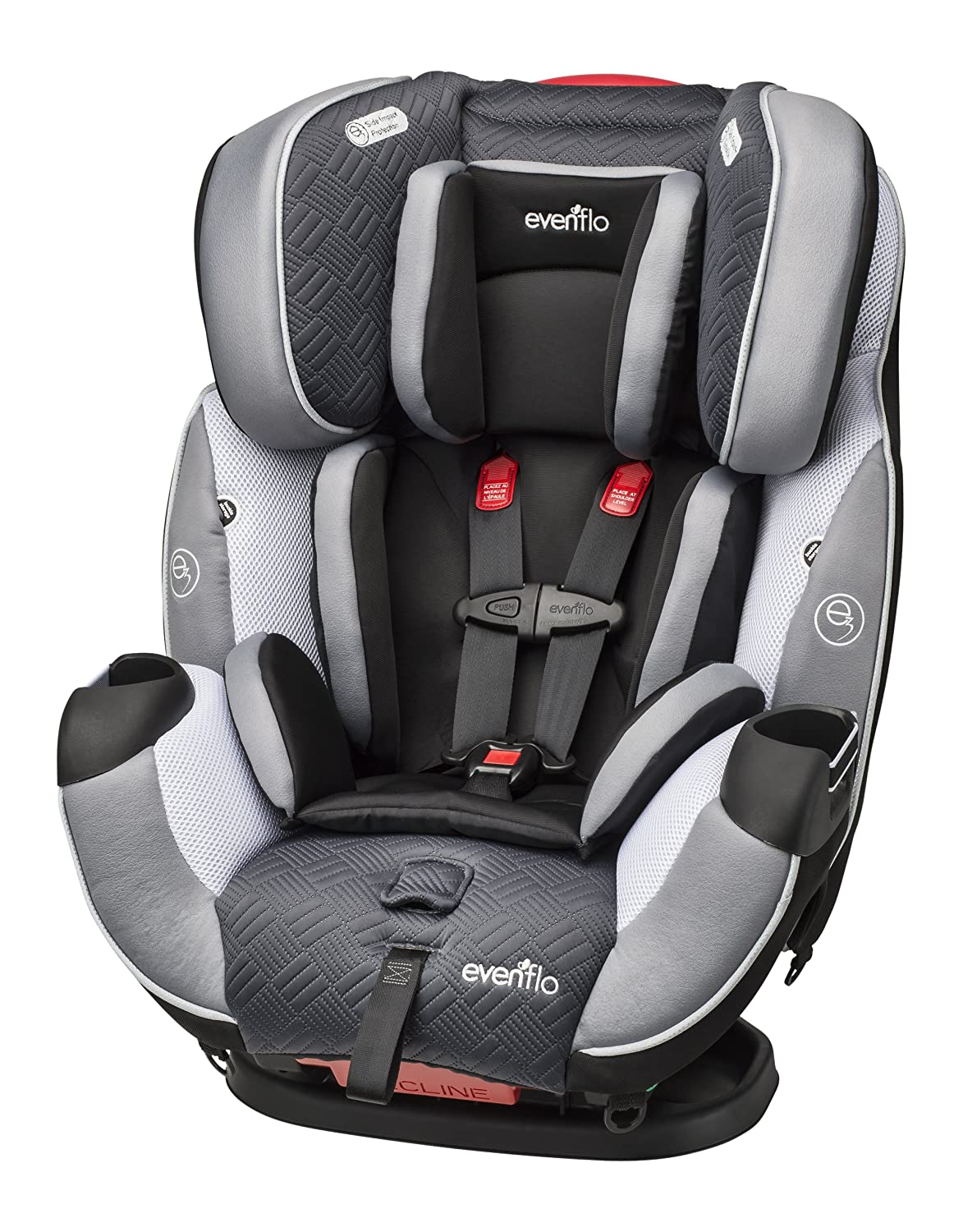Evenflo Symphony DLX All-in-One Car Seat, Concord 34611648