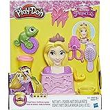Kit de Massinha Play-Doh Salão Rapunzel 4 Potes Hasbro