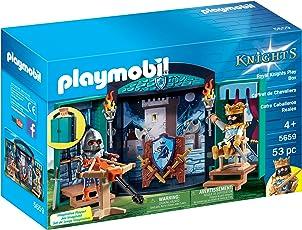 Playmobil Playset Casita de Juegos Caballeros Reales
