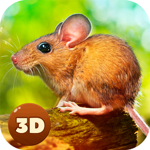 Forest Mouse Simulator Raise a Family of Little Cubs: Small Wild Mice Story ()