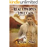 Real Cowboys Love Cats: A Curvy Girl and Stallion Shifter Romance (Horse Mountain Shifters Book 2)