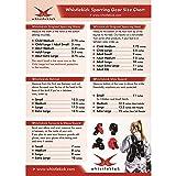 whistlekick Martial Arts Sparring Helmet - Karate