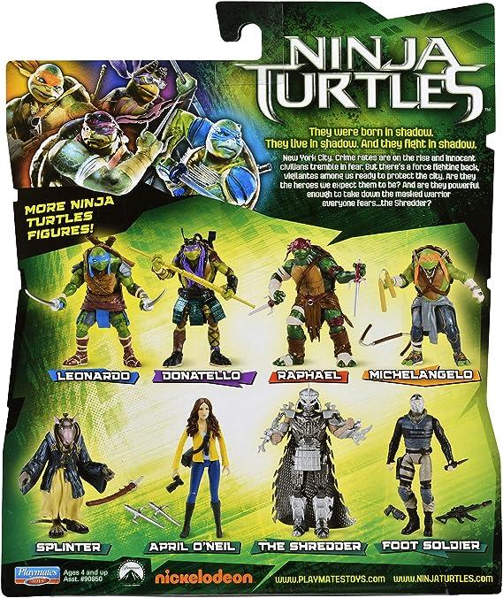 Amazon.com: Teenage Mutant Ninja Turtles Película 2014, la ...