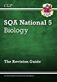 New National 5 Biology: SQA Revision Guide (CGP Scottish Curriculum for Excellence)