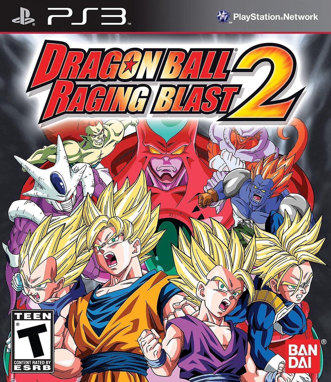 Amazon com: Dragon Ball: Raging Blast 2 - Playstation 3