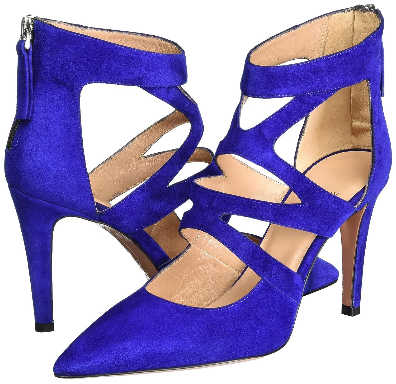 Oxitaly Damen Sissi 12 Pumps (Biro) Blau (Biro) Pumps ffe78d