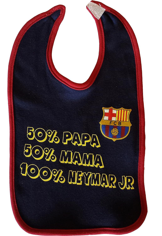 Divers Fc Barcelone Bavoir b/éb/é Bar/ça Neymar Jr Collection Officielle
