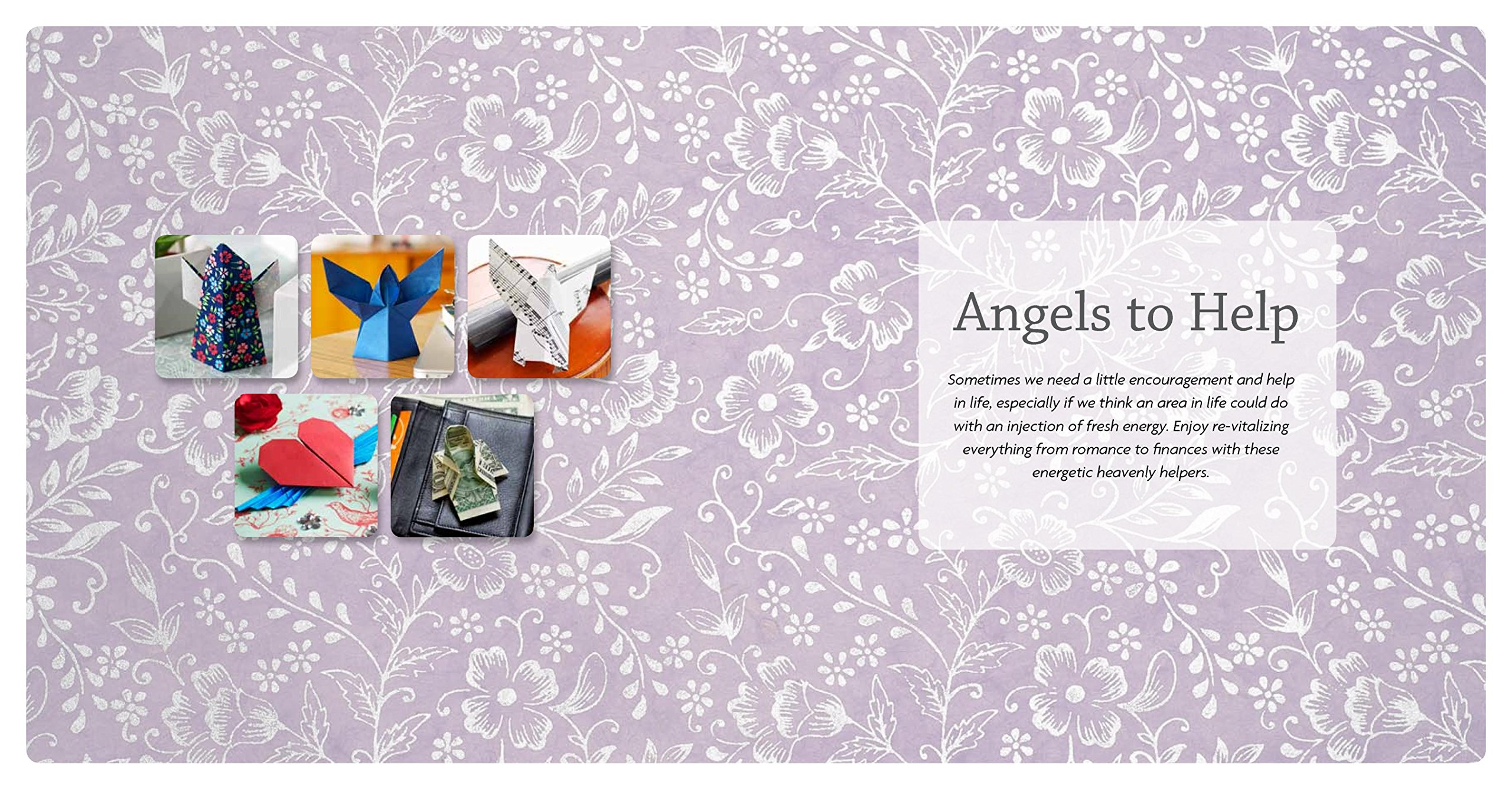 Angel Origami 15 Paper Angels To Bring Peace Joy And Healing Into Diagrams Your Life Nick Robinson Chrissie Astell 9781780285771 Books