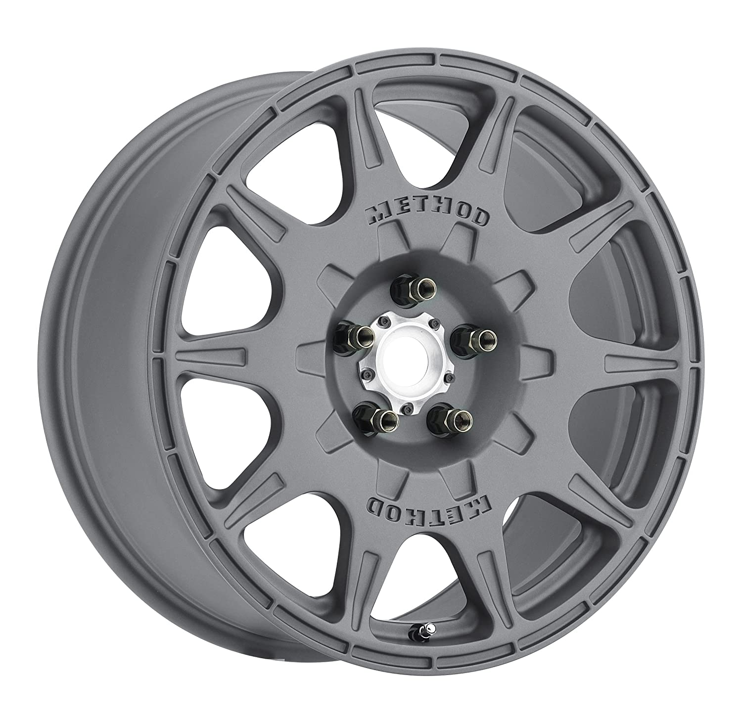Amazon Method Race Wheels MR502 RALLY Titanium Wheel with