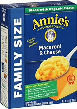 6-Pk. Annie's Macaroni and Cheese Classic Mild Cheddar