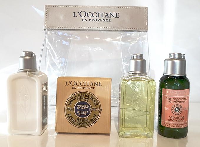 LOccitane Verbena Gift Bag Amazoncouk Beauty