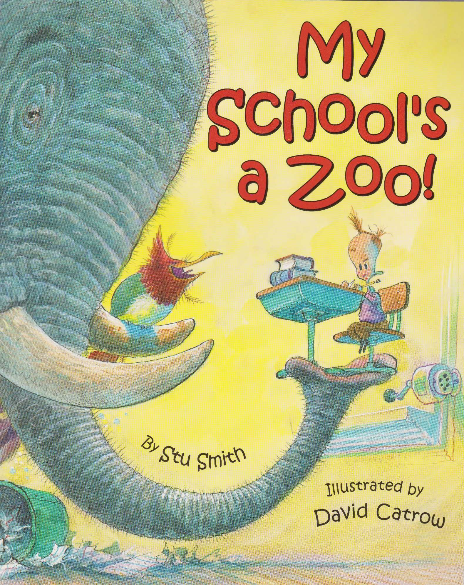 Download My School's a Zoo! PDF