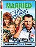 Married With Children - Season 3 [DVD] [2010]