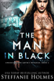 The Man in Black: A Gothic Romance (Crookshollow Gothic Romance Book 4)