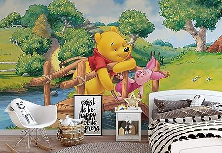 Disney Winnie Pooh Photo Wallpaper Wall Mural