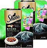 シーバ (Sheba) デュオ 贅沢お魚味グルメセレクション 240gx2個セット