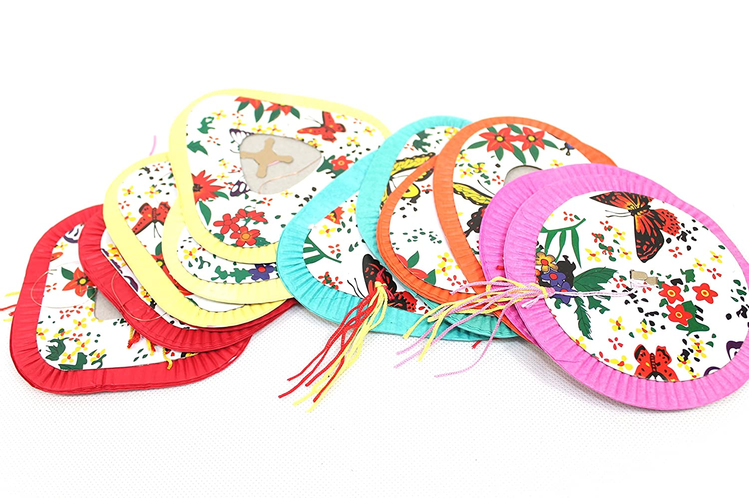 Chinese Paper Lanterns (Small) 12 Pack