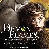 Demon Flames: Resurrection Chronicles Series, Book 2