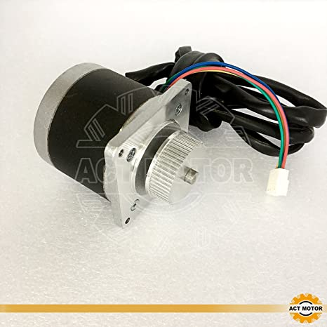 ACT Motor GmbH 1 pieza NEMA23 1.0 A 60 N. cm Your Design: Amazon.es: Industria, empresas y ciencia