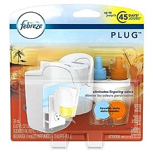 FebrezeNoticeablesHawaiian Aloha Starter Kit Air Freshener, 0.87oz
