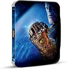 Avengers: Infinity War (SteelBook) [Blu-ray]
