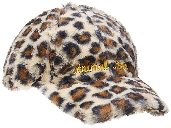 Amazon.com  Under Zero Women s Leopard Baseball Snapback Cap  Clothing ff65e1a929a6