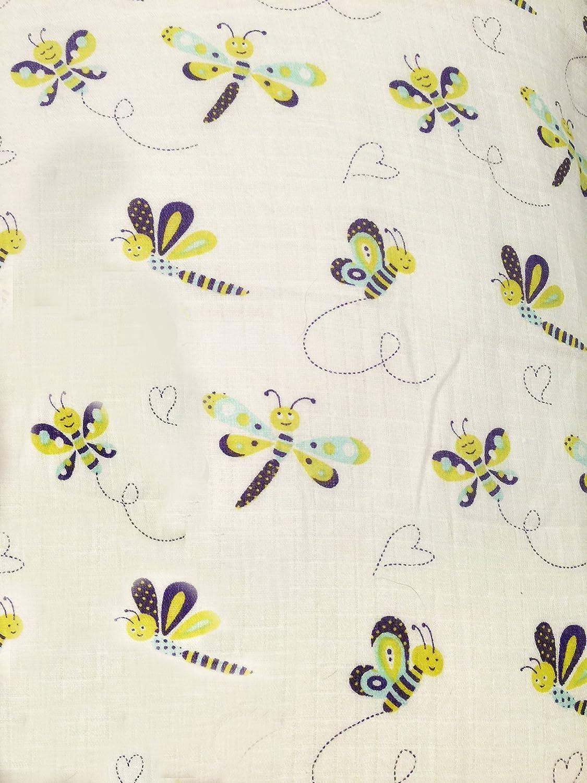 amazon com gots certified organic 100 cotton muslin baby swaddle