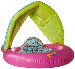 Speedo Kids' Begin to Swim Fabric Baby Cruiser with Canopy