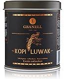 Cafés Granell Kopi Luwak Coffee Whole Beans, 100grams (3.5oz)