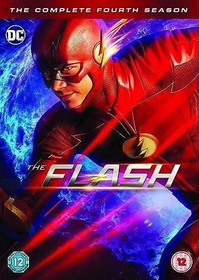 The Flash: Season 4 [Dvd] [2018] by Amazon