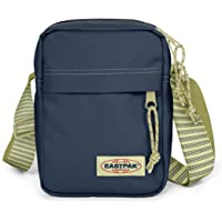 Eastpak The One Bolso bandolera, 21 cm, 2.5 L, Azul (Blakout Strip Icy)