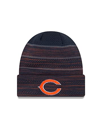 e27d1630226 ... switzerland chicago bears new era 2017 nfl sideline quotcold weather  tdquot knit hat 5b3bf df361