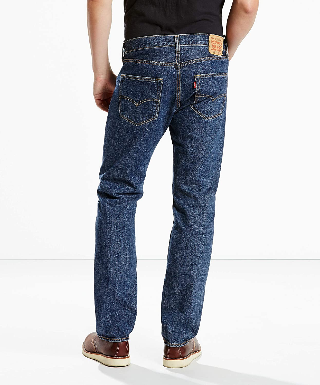 Amazon.com: Levis 501 Original Fit - Pantalones de ...