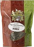 English Tea Store Loose Leaf, Long Island Strawberry Green Tea Pouches, 4 Ounce