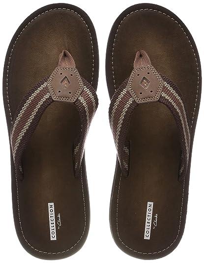 b5b84be48cd0 Clarks Men s Lacono Sun Open Toe Sandals Brown  Amazon.co.uk  Shoes ...