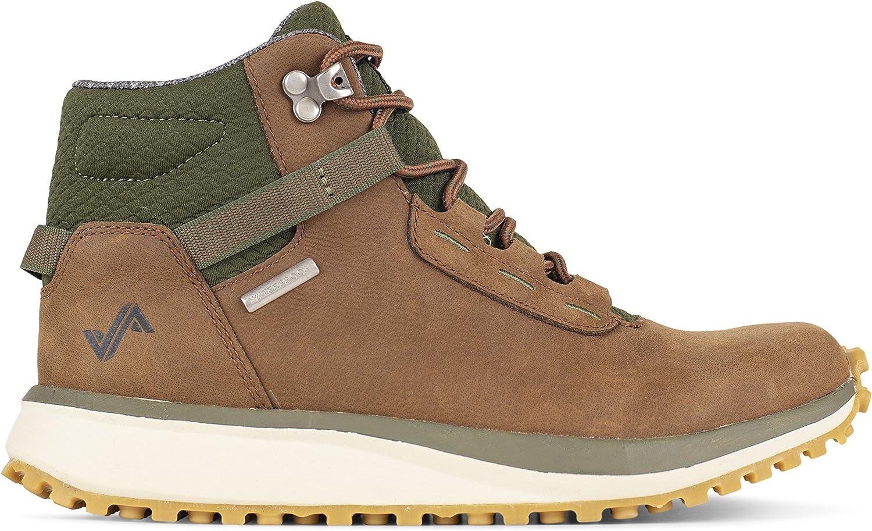 Forsake Range High Womens Waterproof Leather Hiking Boot